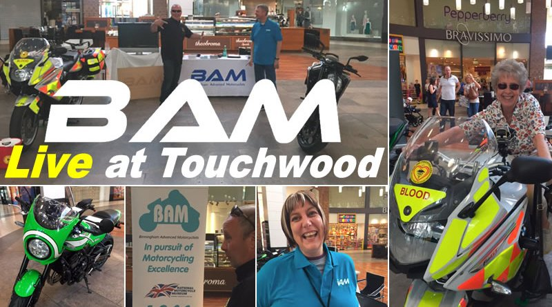 BAM at Touchwood in Solihull