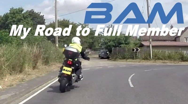 My Road to Full Member